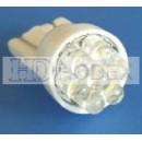 T10 7LEDf3 Indicator Led bulb