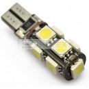 T10 9SMD5050 Canbus Led bulb