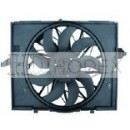 Radiator Cooling Fan For BMW E60/E66 OEM17427543282/17427543560