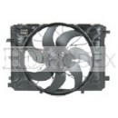 Radiator Fan For Benz W212 W204 W207
