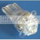 T10 4LED+1FLUX Signal Led bulb